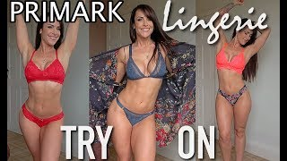 Primark Lingerie Try On | The Not So Perfect Body