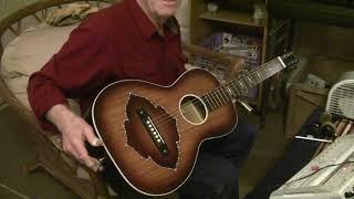 regal hawaiian steel guitar 3