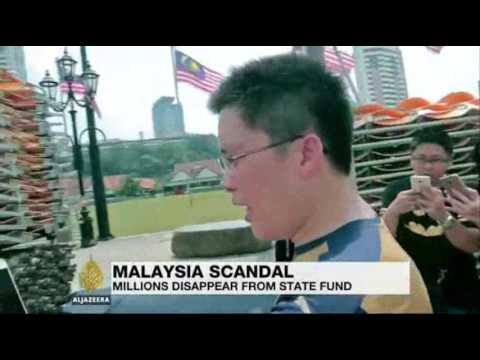 24945 rizne werbung Al Jazeera One billion dollars disappear from Malaysian state fund