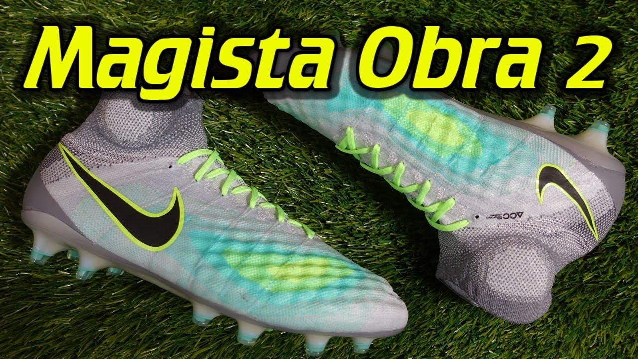 3b2539b17 Nike Magista Obra 2 (Elite Pack) - Review + On Feet - YouTube