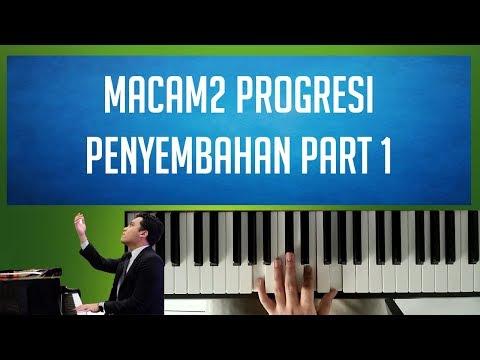 Macam2 Progresi Penyembahan Part 1 - ( 1 6 2 5 ) Substitution Chord Tritone