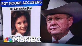 Breaking Down The 9 Allegations Of Sexual Assault Against Roy Moore | Velshi & Ruhle | MSNBC