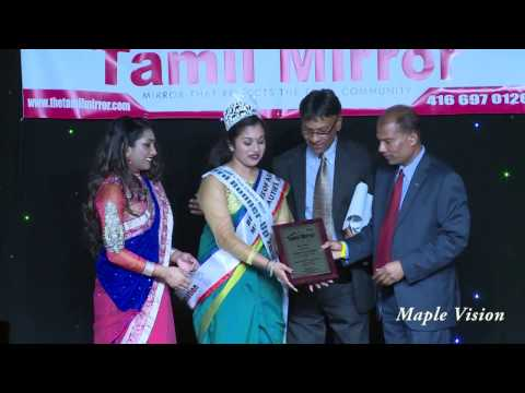 Tamil Mirror Awards Gala Night-Oct 23, 2016, Toronto. A summary.