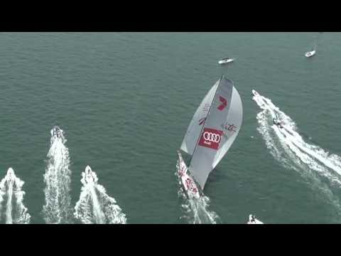 Solas Big Boat Challenge 2016 26 min highlights version