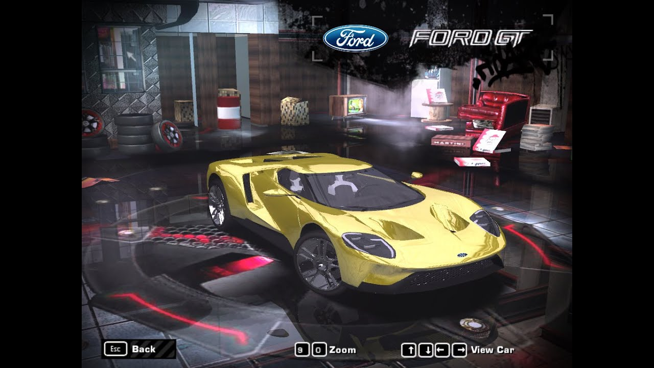 Need For Speed: Most Wanted v1.3 (2005) [trainer +19] - cheats