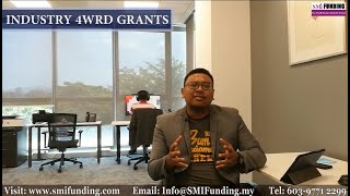 INDUSTRY4WRD Grant explained by Mr Firdaus