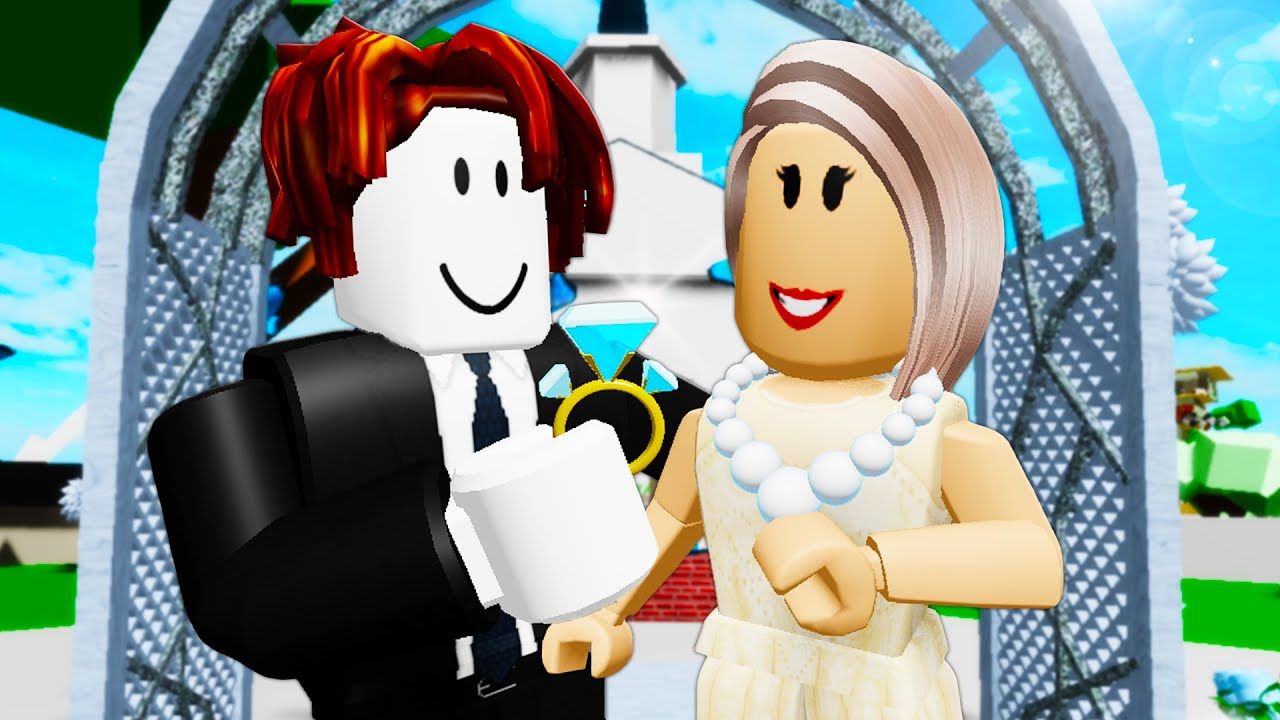 His Mom Married A Noob! A Roblox Brookhaven Movie (Brookhaven RP)