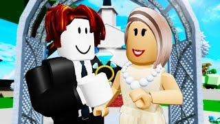 그의 엄마는 멍청이와 결혼했습니다! Roblox Brookhaven 영화 (Brookhaven RP)