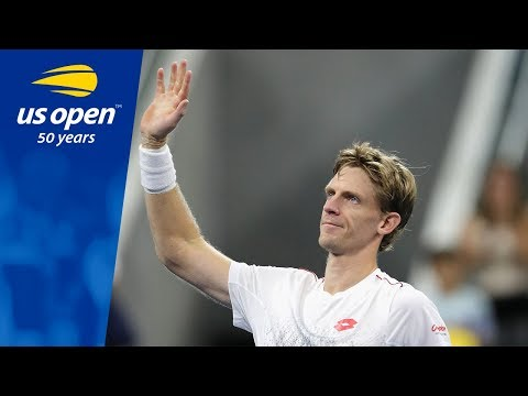 Kevin Anderson Wins Marathon Match Against Denis Shapovalov