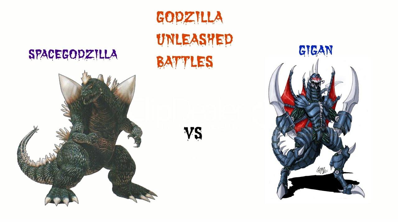 Godzilla Unleashed Gigan