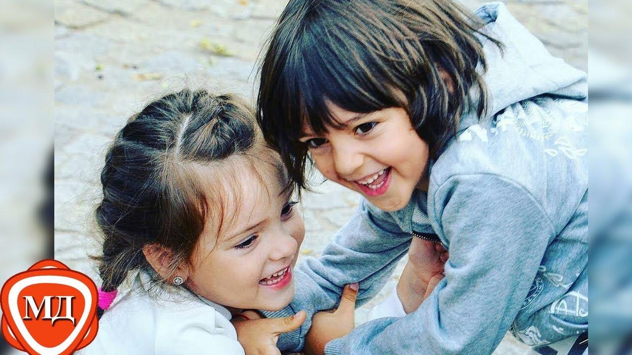 ДЕТИ КИРКОРОВА: Веселое лето 2017 детей Филиппа Киркорова ...