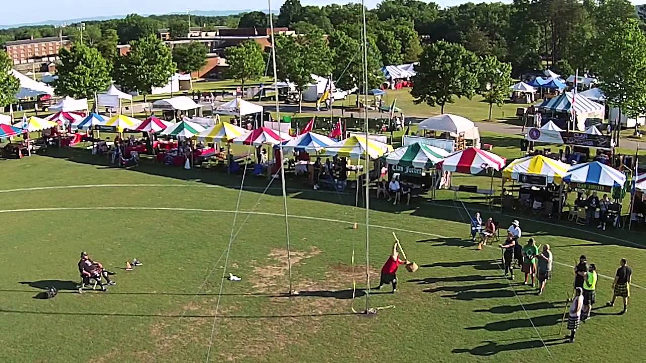 Gallabrae Scottish Games in Greenville South Carolina ...