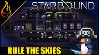 Starbound Penguin Piracy Mod Spotlight Part 1