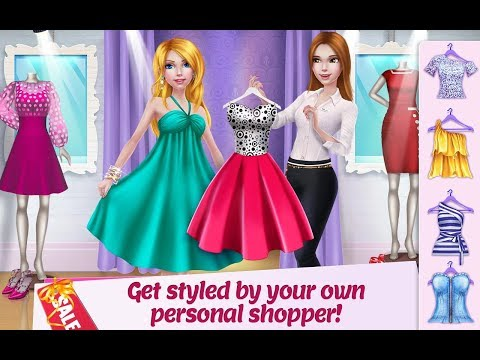 Clothes Shop And Dress Up Game - Tailor Boutique Gameplay - Games For Girls