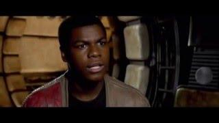 На съемках фильма Звездные войны : Эпизод 7 -  Пробуждение Силы   Видео №4