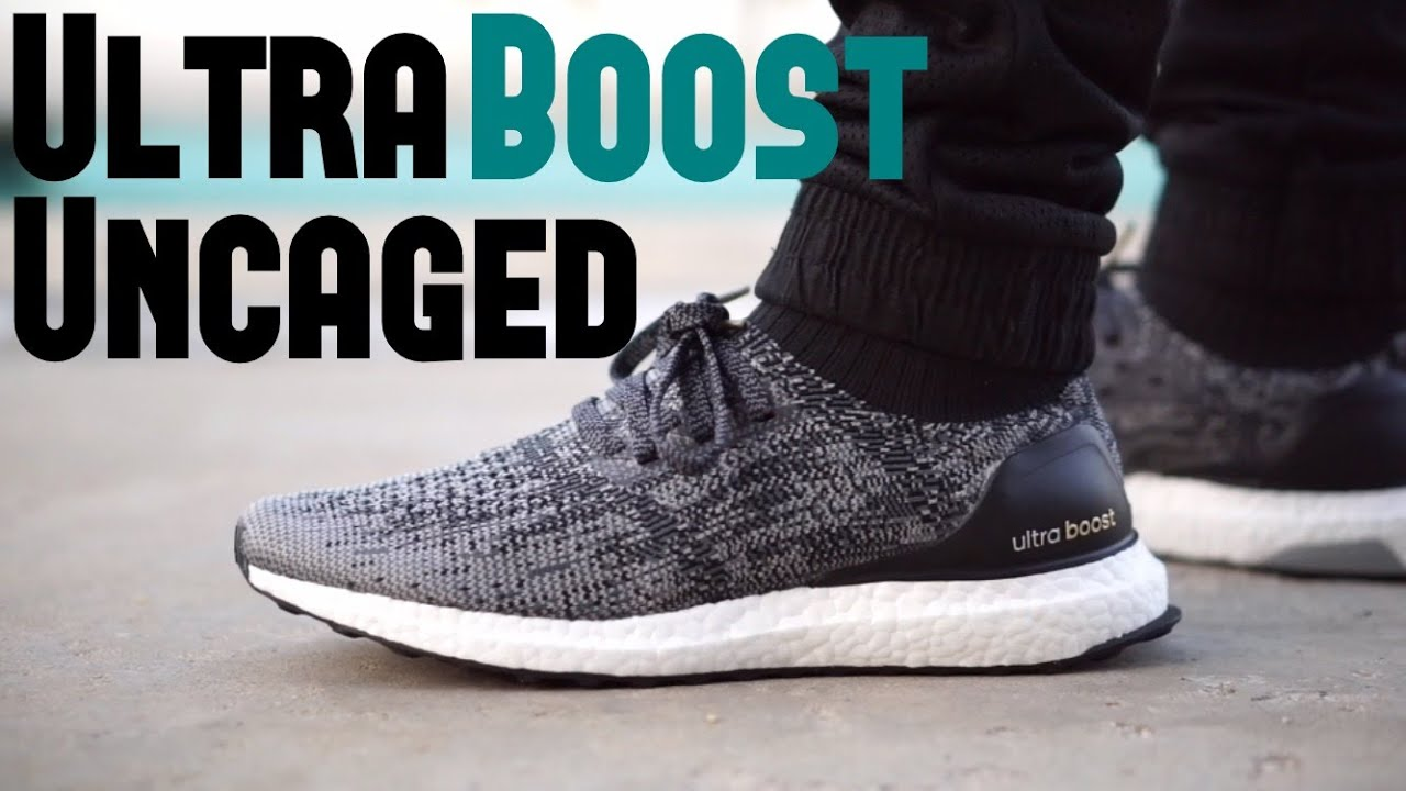 adidas ultra boost uncaged triple white adidas ultra boost 30 black solid grey