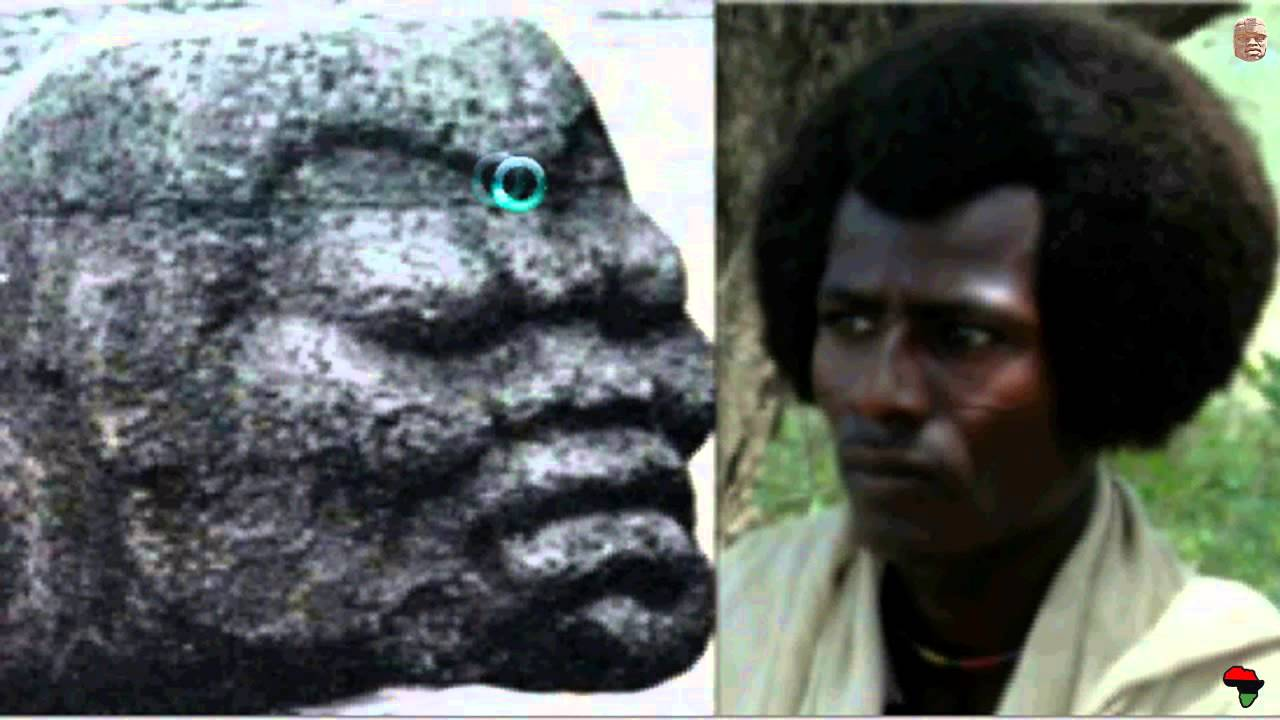 African Olmec With An Afro Youtube