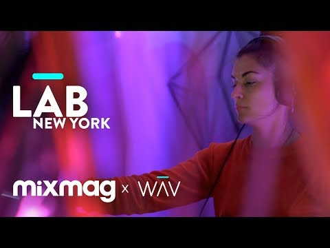JULIA GOVOR & KAMRAN SADEGHI in The Lab NYC