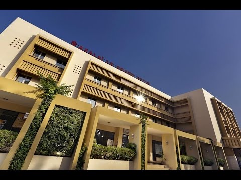 Bamako, city in Mali, Raddison Hotel , french business hotel
