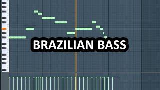 HOW TO MAKE BRAZILIAN BASS DROP