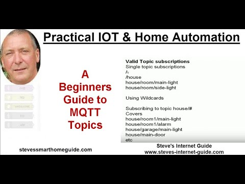 A Beginners Guide to MQTT Topics