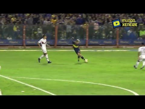 La rabona de Buffarini / Boca 3 - San Lorenzo 0 / Superliga