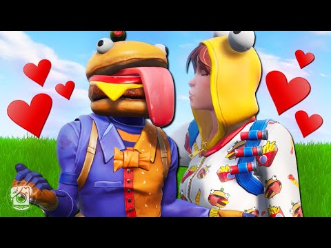 ONESIE FALLS IN LOVE *SEASON 7* - A Fortnite Season 7 Short Film