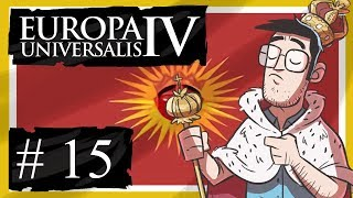 Let's Play EU4 - Dharma Expansion - Mewar - Ep 15 - Corps