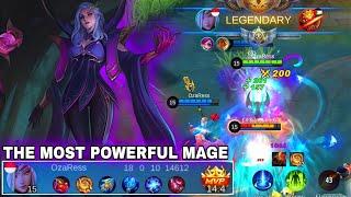 New Hero Valentina Classic Mode Gameplay - Mobile Legends Bang Bang screenshot 5
