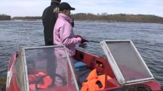 Рыболовные путешествия: Ловля чавычи на Камчатке ч.1(