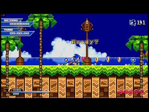 Sonic Dimensions - Radiant Falls (Sonic) - X Rank