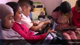 Link2ICT Innovation Award 2018  - Redhill Primary School