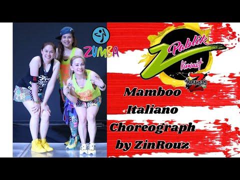 Zumba Mambo italianoZpablik onelovezumba Kuwait Choreographed by: Zin Rouz Regis