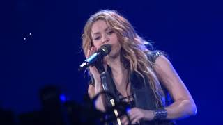 Shakira - Boig Per Tu (Live in Barcelona, July 7 - El Dorado World Tour) HD
