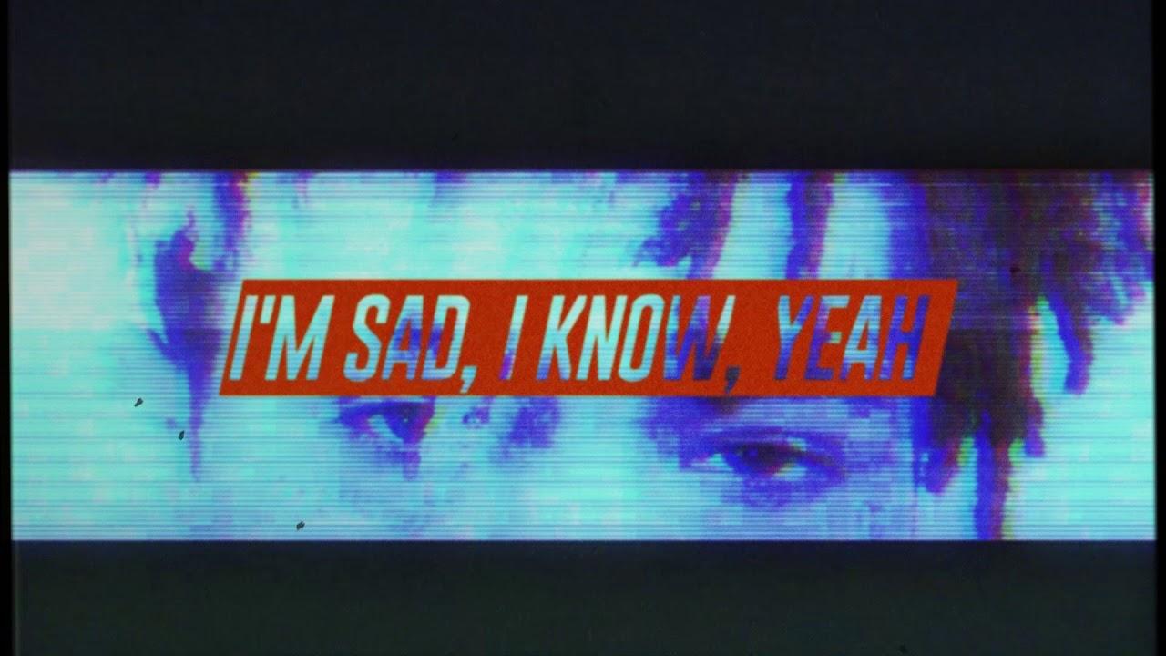 XXXTENTACION - SAD! Lyrics video - Sing along