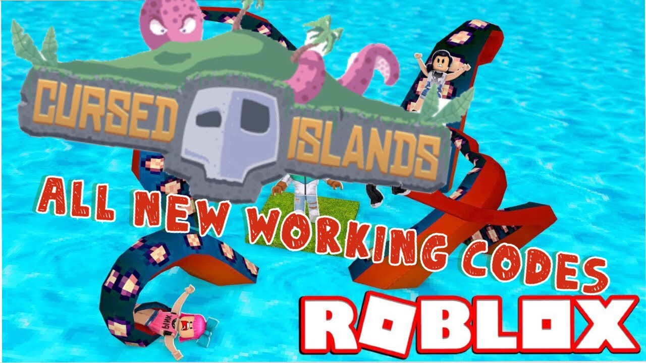Roblox cursed island ALL NEW CODES