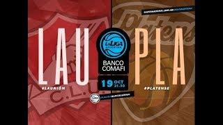 #LaLigaArgentinaBancoComafi | 19.10.2018 La Unión vs. Platense