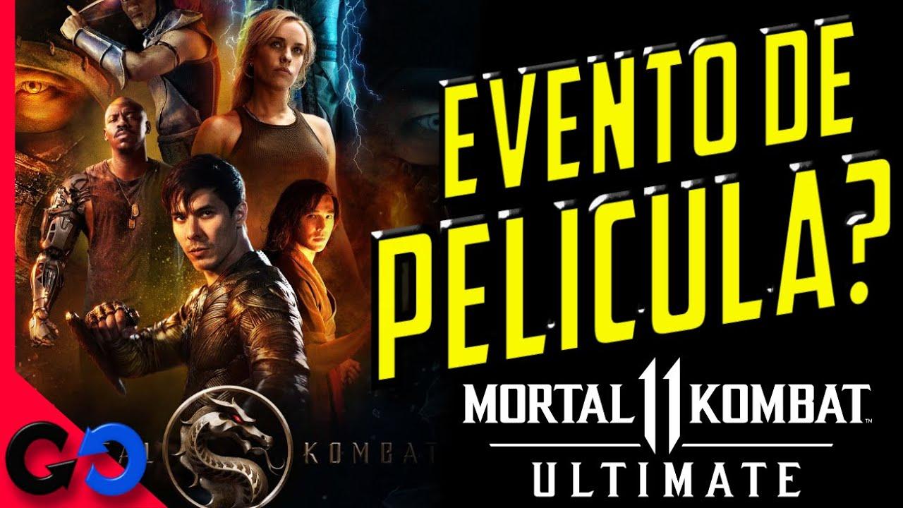 Mortal Kombat 2021 FECHA de Salida, Doblaje LATINO!!  Además, como acceder al EVENTO especial!!