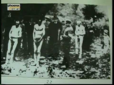 Foltermethoden Der Nazis