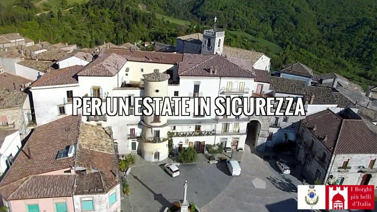 Roseto Valfortore #riparte - Estate 2020 - YouTube