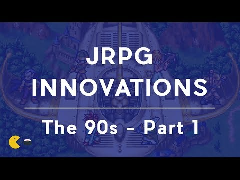 A brief history of Japanese RPG innovations - The 90s - Part I