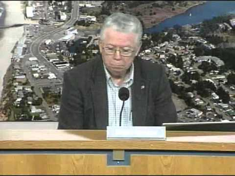 2013-02-25 - Urban Renewal Agency - Regular Meeting - Lincoln City, OR