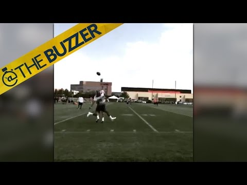 This Broncos WR already made a case for catch of the year | @TheBuzzer | FOX SPORTS