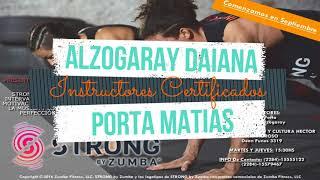 Strong by Zumba en Olavarria