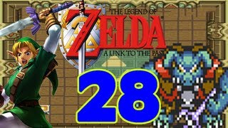 Let's Play The Legend of Zelda A Link to the Past Part 28: Final Ganon Battle [ENDE]
