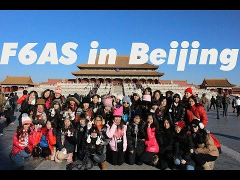 One Direction - Best Song Ever (F6AS Beijing Graduation trip)