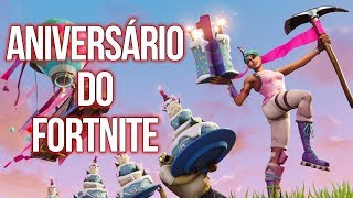 FORTNITE (new Skins and birthday challenges) #311