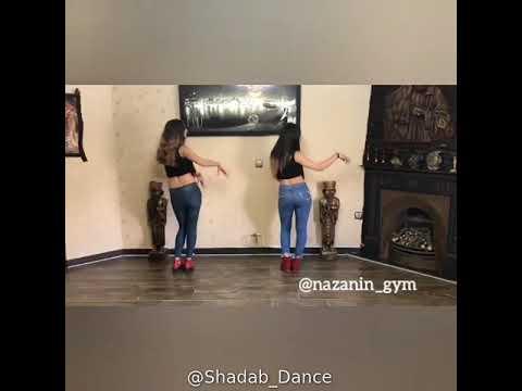 رقص شاداب وهلیا باآهنگ جونودلم میره برات عالیه👍 thumbnail