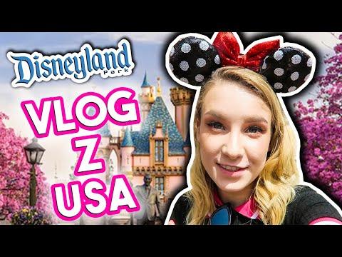 VLOG Z USA ♥ Disneyland California + EA PLAY