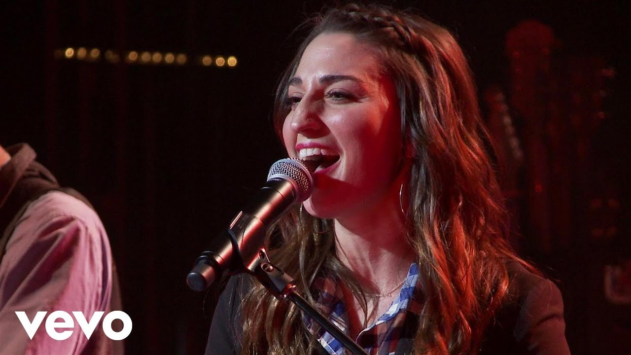 Sara Bareilles - F*ck You/Gonna Get Over You (VEVO Presents) - YouTube